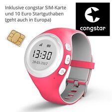 Pingonaut Kidswatch – Kinder GPS Telefon-Uhr - Himbeerpink