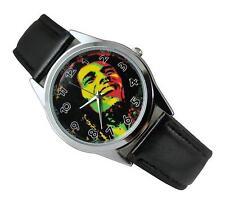 Jamaica Bob Marley RAGREA Wrist Man Women Girl Boy Watch Fashion BOB