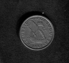 PORTUGAL 5 escudos coin