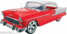 1955 Chevy Bel Air Hardtop 2 in 1, Revell USA Modell Bausatz 1:25, 85-4295, Neu
