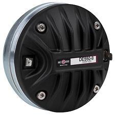 """B&C DE550 1"""" Polymer Dome Neodymium Compression Driver 8 Ohm"""