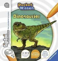 Ravensburger Tiptoi - Dinosaurier Pocket Wissen (2017, Ringbuch)