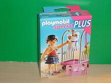 Playmobil Especial - Special Plus 4792 Modelo con carrito de vestidos