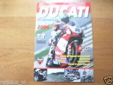 2006 DUCATI CLUBRACES CIRCUIT ASSEN PROGRAMMA,DUCATI CLUB NEDERLAND