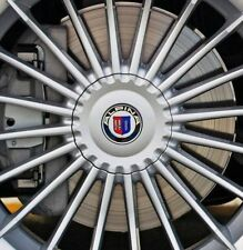 """BMW 6 7 Series Alpina Centre Cap 21"""" B6 Alloy Wheel Cap Hub Cap"""