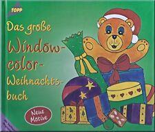 Buch Das große Windowcolor Weihnachtsbuch