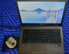 LAPTOP HP Probook 6460B 120GB SSD CORE I3 2.4GHZ 4GB RAM WIN 10 PRO REFURBISHED