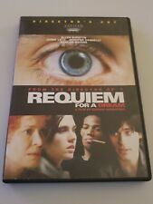 Requiem for a Dream (Dvd, 2001, Unrated) Jared Leto World Ship Avail