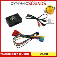 CTVADX001 MP3 iPod AUX IN Adaptor for Audi A2 A3 A4 A6 A8 TT
