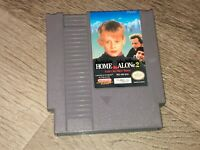 Home Alone 2 Nintendo Nes Cleaned & Tested Authentic