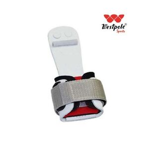 GYMNASTIC PALM GUARD, RING DOWEL GRIPS, LEATHER HOOK & LOOP HAND PROTECTOR,