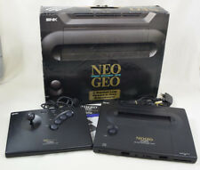 NEO GEO AES Console System Ref/046889 Boxed SNK neogeo JAPAN Game Tested