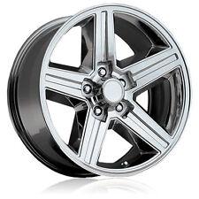 22 inch  22x8.5 Replica 248-S Chrome wheel rim 5x5 5x127 +38