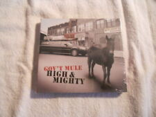 "Gov't Mule ""High & Mighty"" 2006 cd Blue Rose Records  New Sealed"