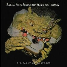 BLACK CAT BONES - BARBED WIRE SANDWICH  CD NEW+