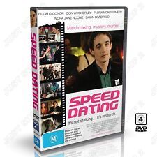 Speed Dating : Hugh O'Conor  : Special Features : New DVD (Very RARE)