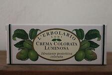 L'ERBOLARIO - CREMA COLORATA LUMINOSA idratante,protettiva,colorata (50 ml)