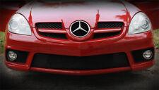 Mercedes SLK55 & SLK Sport / AMG Black Bumper Middle Mesh Grille Grill 2009 2010