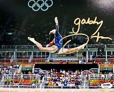 Gabby Douglas Signed (2016 Rio Olympics) 8x10 Photo PSA/DNA
