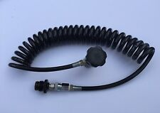 Paintball Heavy Duty Remote Coil w/Adaptor