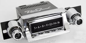 Retro Sound Radio Screen 3x Protectors Model 2 Hermosa Classic Malibu RetroSound