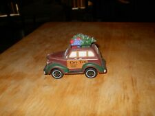 Dept 56 Heritage Village Collection Accessory ~ City Taxi #58894