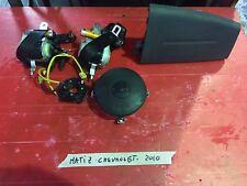 kit airbag Chevrolet Matiz