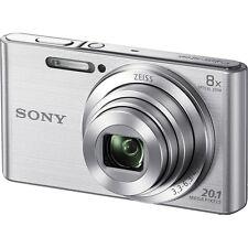 Sony W830 Silver + 8GB + Bag (Sony Msia)