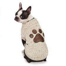 Zack & Zoey Um8752 20 Large Soft Aberdeen Dog Pet Sweater With Paw Logo