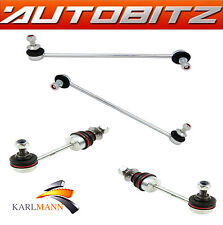 FITS BMW E60 E61 5 SERIES FRONT & REAR LEFT & RIGHT STABILISER LINK DROP BARS