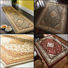 OTTOMAN TEMPLE ORIENTAL DESIGN QUALITY TRADITIONAL HAND CARVED THICK RUG RUNNER