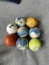 8 field hockey balls