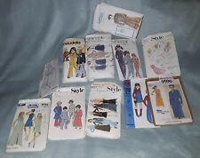 More details for vintage pattern books fashion clothes making information sewing bundle