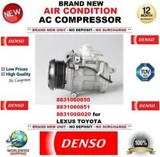 Denso Compresor de aire acondicionado 8831060850 8831060851 883100g020 Lexus
