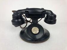 Vintage Western Electric No Dial Telephone D Base, E1 Handset