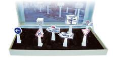 Segnali Stradali Box 8 Traffic Signs 1:43 Model NOREV