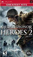 Medal Of Honor: Heroes 2 Sony For PSP UMD 0E