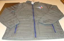 Toronto Blue Jays XL Play to Win Puffer Jacket MLB Baseball Men's Majestic