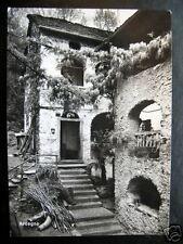 Switzerland~1968 ARCEGNO TICINO~ Woven Baskets~RPPC