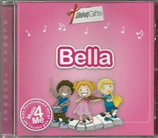 PERSONALISED SONGS AND STORIES FOR KIDS CD - BELLA