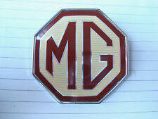 MG TF Front Bumper Badge (DAB000160) (70mm)