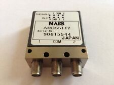 NAIS ARD55112 (1PC) Coaxial Switches SWITCH COAX LATCH SP 26.5GHZ 12V