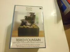 Room to Room Tiered Indoor Fountain Relaxing New In Original Package