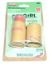 GEOGIRL KOC (KISSONCHEEKS) Cream Blush ECO PINK Natural Ginseng NIP