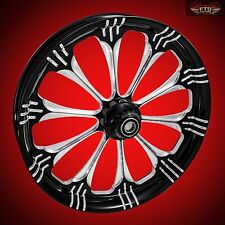 "Honda Goldwing 21"" Front Wheel ""Warlock"" for Honda Goldwing, F6B Motorcycles"