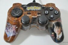 Harry Potter TURBO CONTROL PAD-PlayStation-Sony-PS1-limpiado & Probado