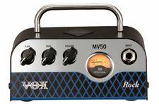 Vox Mv50 Rock Nutube Amplifier Head (50 Watts), New, 1 Lb Amp! Incredible