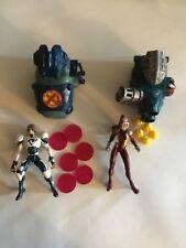 X-Men 1998 Power Slammers Rogue & Gambit Avengers Infinity War End Game Vintage
