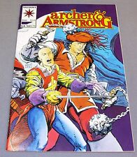 ARCHER & ARMSTRONG #8 (Ivar The Time Walker 1st app.) 9.4 NM Valiant Comics 1993