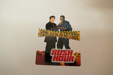 RUSH HOUR - Glossy Bluray Steelbook Magnet Cover NOT LENTICULAR